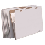 "V-File File Folders - for up to 30"" x 42"""