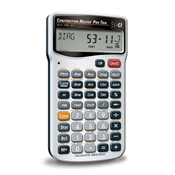 CI4080 : Calculated Industries Construction Master PRO Trig