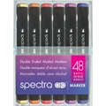 Spectra AD 48-Piece Basic Marker Set