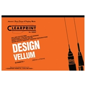 11 x 17 Vellum Pad 1000HP - 50 Sheet (NO Grid)