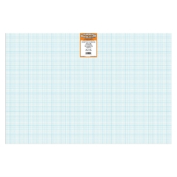 24 x 36 Vellum Sheets 1000H-8 - 8x8 Grid