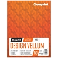 "8.5"" x 11"" Design Vellum Art Pad - 50 Sheet Pad"
