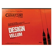 18 x 24 Vellum Pad 1000HP - 50 Sheet (NO Grid)