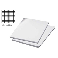 8.5 x 11 - 1020-10 Fade-Out Vellum Sheets
