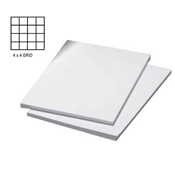 18 x 24 - 1020-4 Fade-Out Vellum - 100 Sheet Pack
