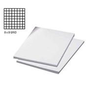 8.5 x 11 - 1020-8 Fade-Out Vellum Sheets
