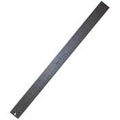 "18"" Stainless Steel Engineer Scaling Ruler"