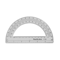 "6"" Semi-Circle Protractor - 180 Degree"