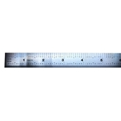 "24"" Stainless Steel Ruler"