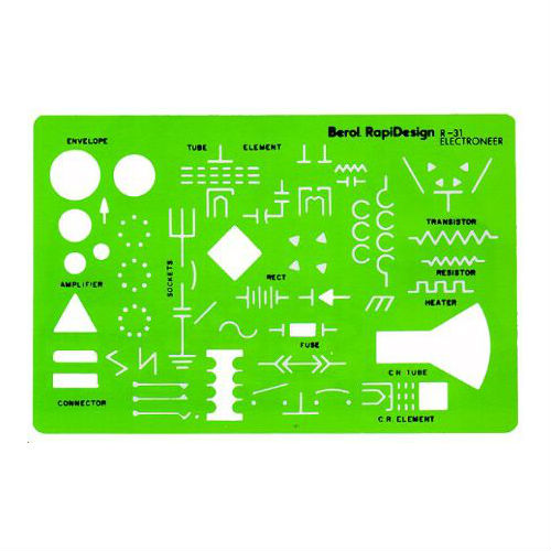 31R : Chartpak Electroneer Template