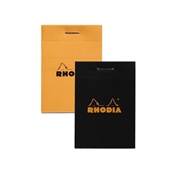 "2.75 x 4.5"" Rhodia Graphic Sketch/Memo Pad Drafting Paper and Drawing Media, Drafting and Layout Papers, Layout Bond Paper"