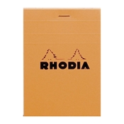 "3.5"" x 4.75"" Rhodia Graphic Sketch/Memo Pad Drafting Paper and Drawing Media, Drafting and Layout Papers, Layout Bond Paper"