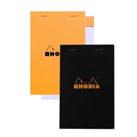 "4.5"" x 6.75"" Rhodia Graphic Sketch/Memo Pad Drafting Paper and Drawing Media, Drafting and Layout Papers, Layout Bond Paper"