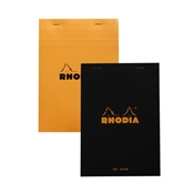 "6"" x 8.25"" Rhodia Graphic Sketch/Memo Pad Drafting Paper and Drawing Media, Drafting and Layout Papers, Layout Bond Paper"