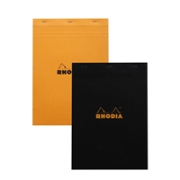 "8.5"" x 11.75"" Rhodia Graphic Sketch/Memo Pad Drafting Paper and Drawing Media, Drafting and Layout Papers, Layout Bond Paper"