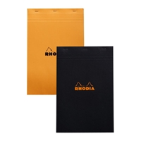 "8.5"" x 12"" Rhodia Graphic Sketch/Memo Pad Drafting Paper and Drawing Media, Drafting and Layout Papers, Layout Bond Paper"
