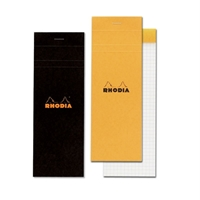 "3 x 8.5"" Rhodia Graphic Sketch/Memo Pad Drafting Paper and Drawing Media, Drafting and Layout Papers, Layout Bond Paper"