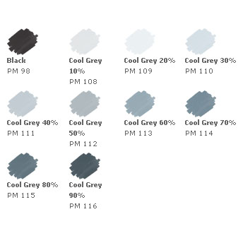 Cool Grey 60/% Prismacolor Premier Art Markers Cool Grey 60/%
