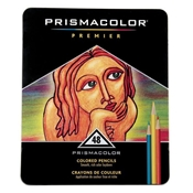 48-Color Set Premier Colored Pencils Drafting Supplies, Drafting Pencils and Leads, Colored Pencils, Sanford Prismacolor Premier Colored Pencils