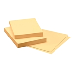 #55Y Yellow Sketch/Tracing Paper Sheets (7lb.)