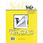 "#56 - 12""W Regular Tracing Paper Roll"
