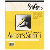 "#62 - 14""x17"" Artist Sketch Paper - Vellum Finish"