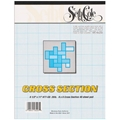 "#77-G8 - 8.5""x11"" 8x8 Cross Section Bond"