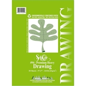 "5"" x 7"" #94 Premium Heavy Drawing Paper Pad - 30 Sheets"