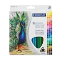 Triangular Colored Pencils Set of 72