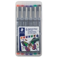 Color Pigment Liners 308 - Set of 6