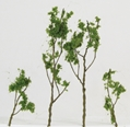 Wire Foliage Trees - Light Green