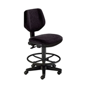 CH290-DH : Alvin Comfort Classic Deluxe Drafting Chair
