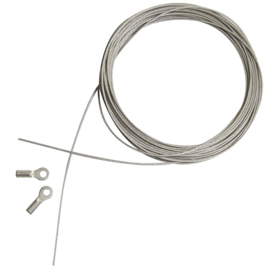 "7355B : Mayline 23' Lubricated Stainless Steel Replacement Cable for 48"" to 60"" Straightedges"