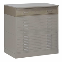 "77671 : Mayline Deep Drawer Interlocking Plan File for 24"" x 36"" Media"