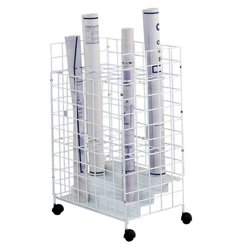 3088 : safco Wire Roll File 24 Compartments