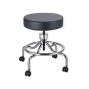 3432BL : sAFCO Lab stool screw Lift Low Base