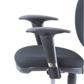 3495BL : safco Black Arm Rest for Metro Chair