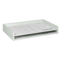 "4897 : safco Giant stack Trays for 24"" x 36"" Media"