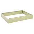 "4997 : safco 6"" Flat File Base for 4996 or 4986"