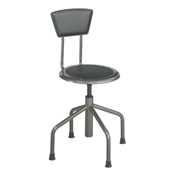 6668 : sAFCO Diesel stool Low Base with Back
