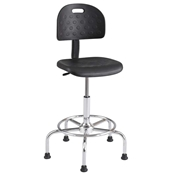 6950BL : sAFCO Economy Workfit Polyurethane Chair