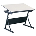 "37.5"" x 60"" PlanMaster Drafting Table"