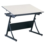 "3948-3957 : safco 37.5"" x 60"" PlanMaster Drafting Table"