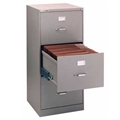 "9"" x 12"" 3-Drawer File"